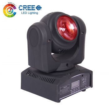 Lyre pocket beam 40W 4-EN-1 CREE