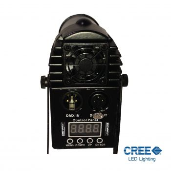 Spot led 10W 4-IN-1 RGBW CREE