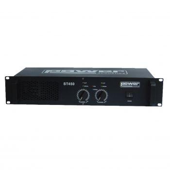 Amplificateur 2x220W RMS sous 4 Ohms