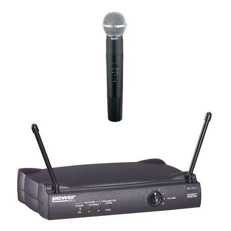 Simple micro main VHF - Freq 175,5 Mhz