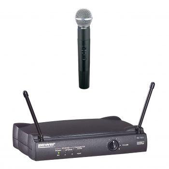 Simple micro main VHF - Freq 186,5 Mhz