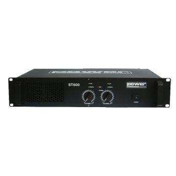 Amplificateur 2x300W RMS sous 4 Ohms