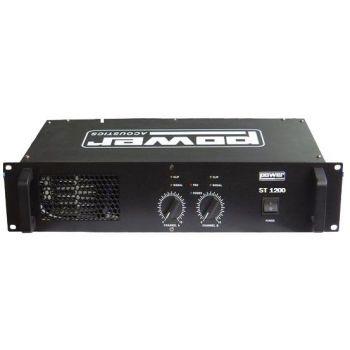 Amplificateur 2x600W RMS sous 4 Ohms