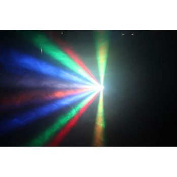 Projecteur 64 Leds RGBWY