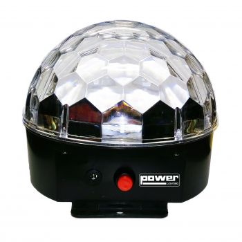 Demi sphere led bluetooth portable