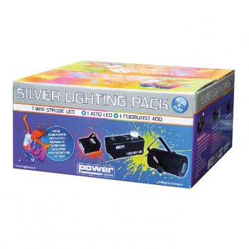 Véritable Pack Plug & Play Pack lumière tout en un