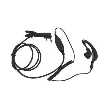 Écouteur microphone pour talkie-walkie