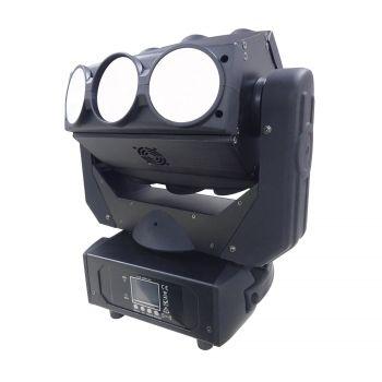 Effet à LEDs 9x12W CREE 4-en-1