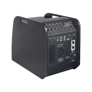 Système amplifié de type triphonique 750W RMS