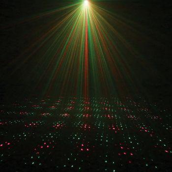 Laser multipoints d'extérieur 130MW RG