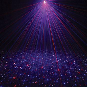 Laser multipoints d'extérieur 200MW RB