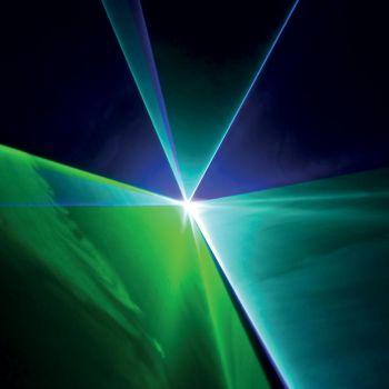 Laser à Faisceaux Vert, Bleu, Cyan 200MW
