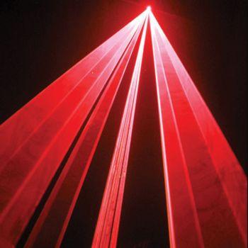 Laser à faisceaux Rouge 200MW