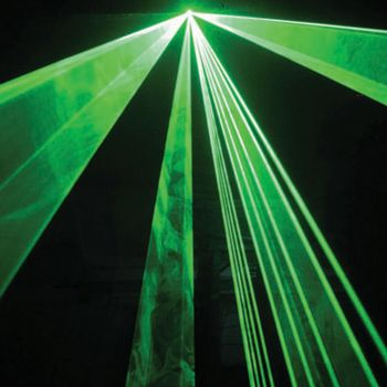 Laser à faisceaux Vert 50MW