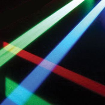 Laser à faisceaux Rouge, Vert, Bleu 400MW
