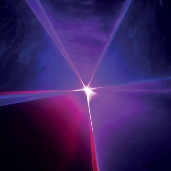 Laser à faisceaux Rouge, Bleu, Violet 300MW