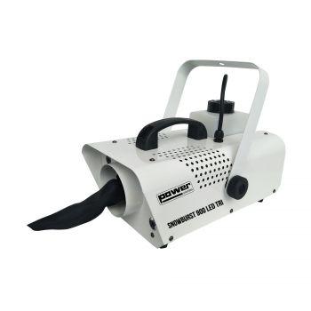 Machine à neige 600W avec LED 3-en-1