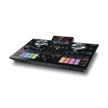 Contrôleur DJ 4 canaux avec écran tactile 7'' pour Virtual DJ 8 PRO