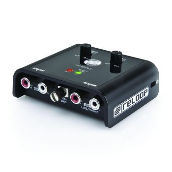 Interface USB Phono Line