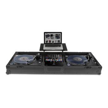 Flight régie pour 2 platines vinyles + mixer