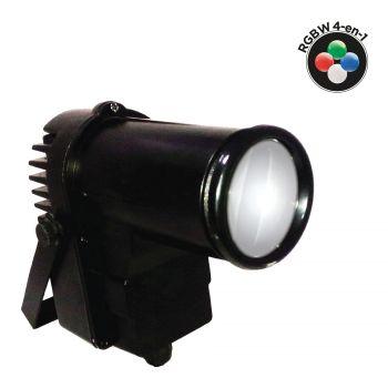 Spot led 10W 4-IN-1 RGBW