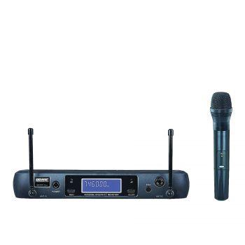 Micro UHF 1 Micros main HF -