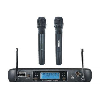 Micro UHF 2 Micros main HF