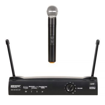 Simple micro main UHF – Freq 823 Mhz