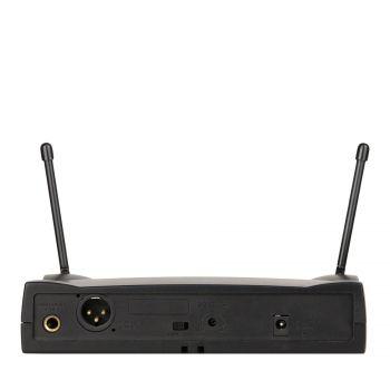 Simple micro serre-tête + émetteur de poche PT UHF – Freq 823 Mhz