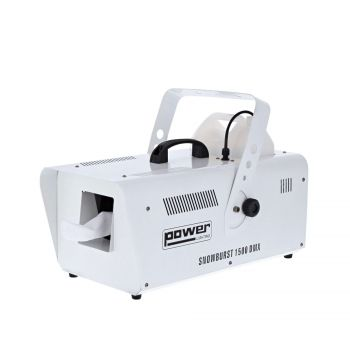 Machine à neige 1500W DMX