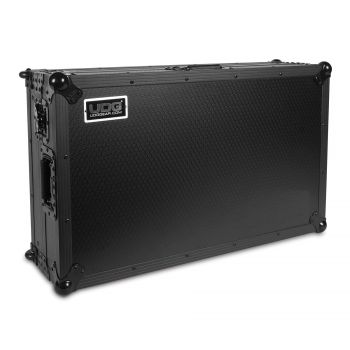 UDG Ultimate Flight Case Pioneer XDJ-RX2 Black Plus (Wheels)
