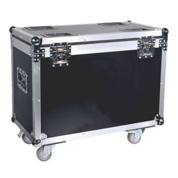 Pack : 2 lyres Beam 180W + Flight-case offert