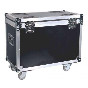 Pack : 2 lyres Beam 180W + Flight-case offert