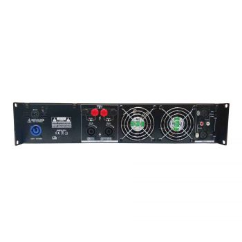Amplificateur 2x1600W RMS sous 4 ohms