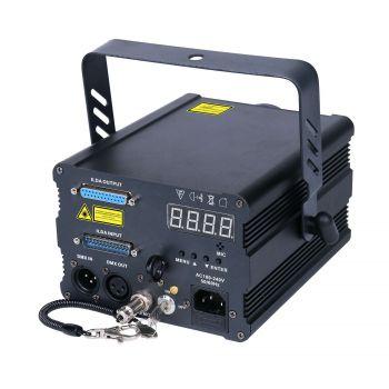 Laser à animations Rouge, Vert, Bleu 500 MW