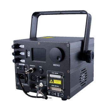Laser à animations Rouge, Vert, Bleu 3000 MW