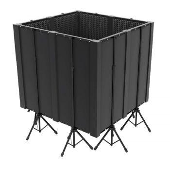 Pack : 8x FOAM 400 PANEL + 4x FOAM 400 JOINT + 4x FOAM 400 ANGLE