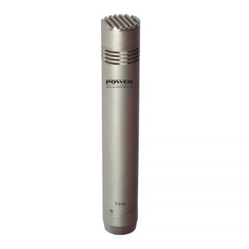 Micros Electret Tubulaire