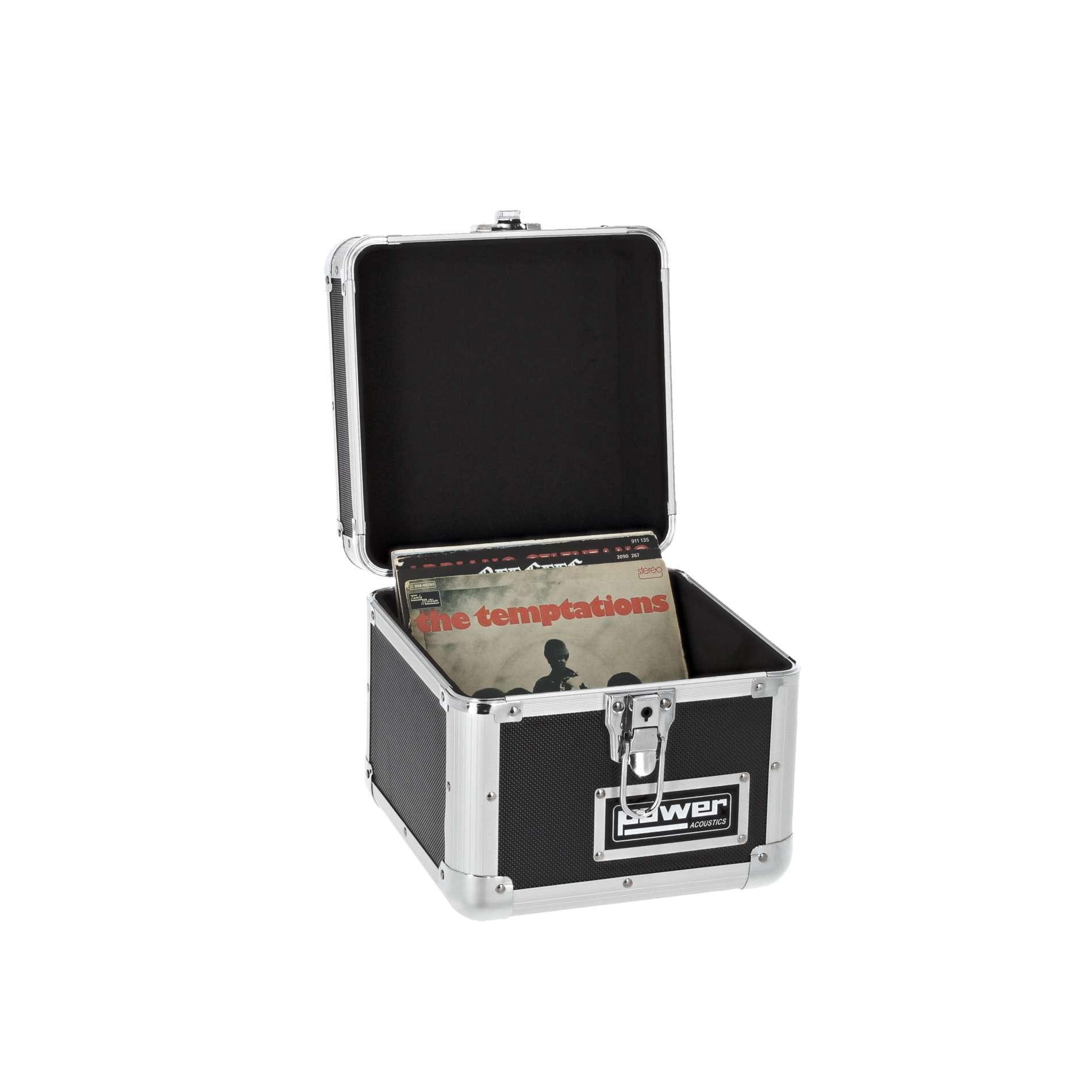 Rangement Vinyl 45 Tours fl rcase 45-60bl-valise pour rangement 60 vinyles 45t-power