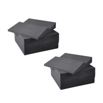 Pack mousse pour studio Foam kit - 10 pièces