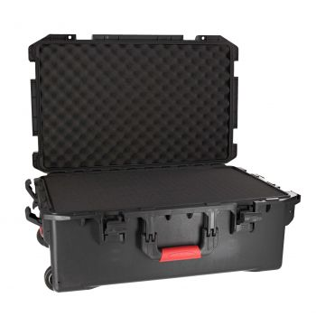Flight-case ABS IP65 avec trolley