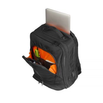 UDG Ultimate Backpack Slim Black/Orange Inside