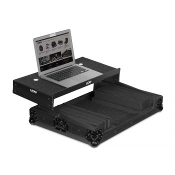 UDG Ultimate Flight Case Multi Format XL Black MK3 Plus (Laptop Shelf)