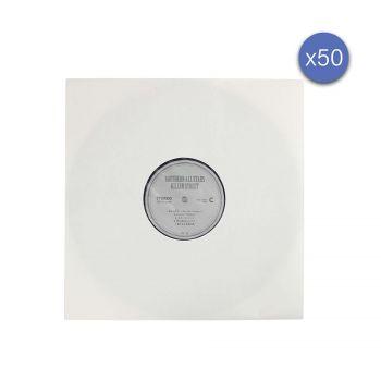 Protection disque vinyle 33T