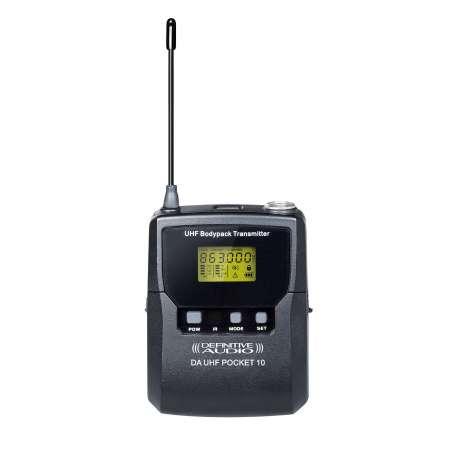 Body pocket pour serie DA UHF