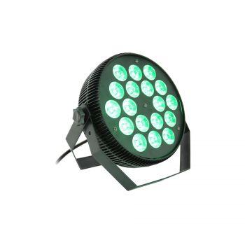 Par Slim 18 LED de 10W 4-en-1
