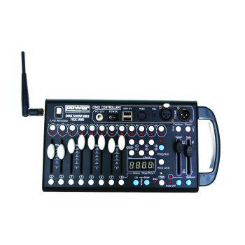 Console DMX midi 192 Canaux