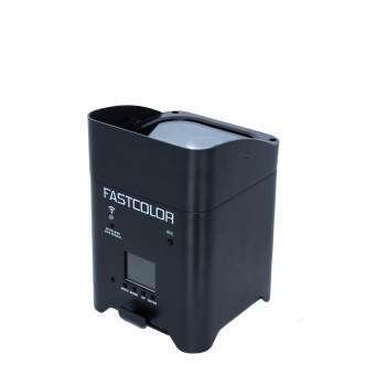 Pack Pars Sur Batterie 4 x 12W 6-en-1