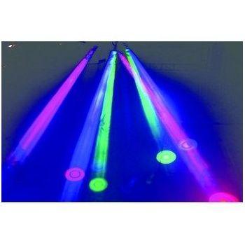 Jeux de Lumière 18 Leds de 3W RGB