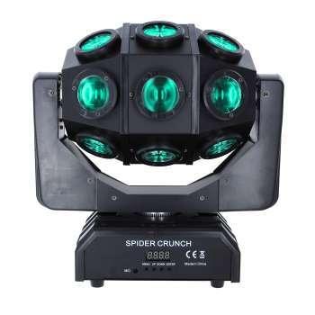 Effet à LED CREE 18x10W 4EN1 RGBW